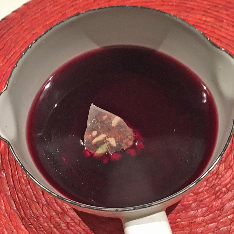ホットワイン用スパイスブレンド